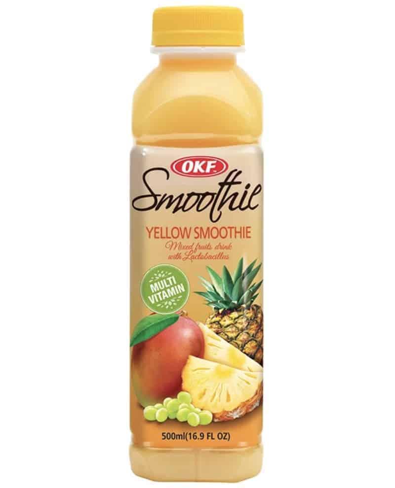 OKF yellow smoothie