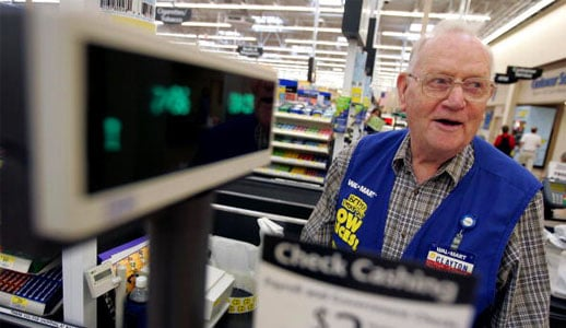 how does walmart evaluate theiir employees Any data it gathers can be used to assess an employee's  if walmart still  decides to install it, though, there's little employees can do: ajunwa.