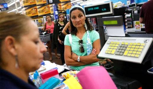 Walmart will offer tax refunds in cash - Abasto