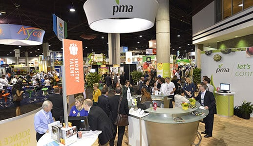 Produce Marketing Association's (PMA) Fresh Summit Convention and Expo