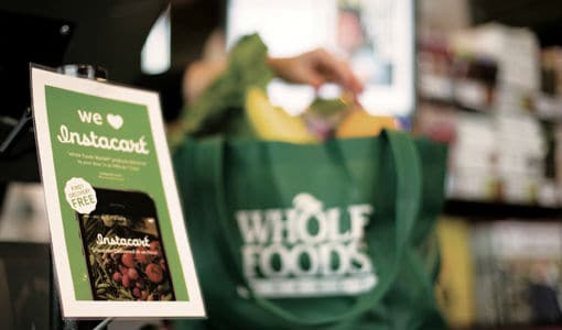 Instacart Whole Foods Investment