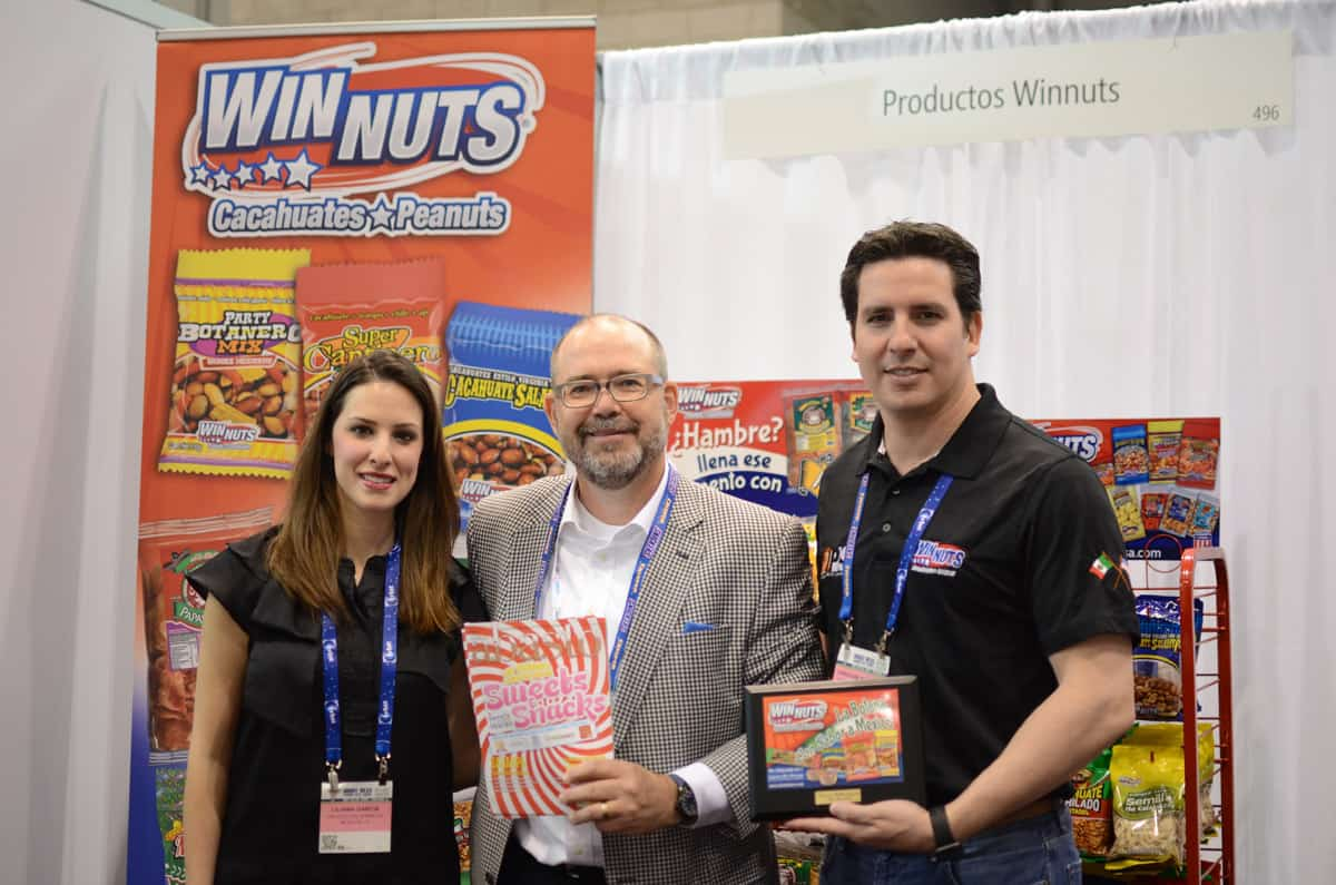 Dan Calhoun, publisher for Abasto with the Winnuts Team
