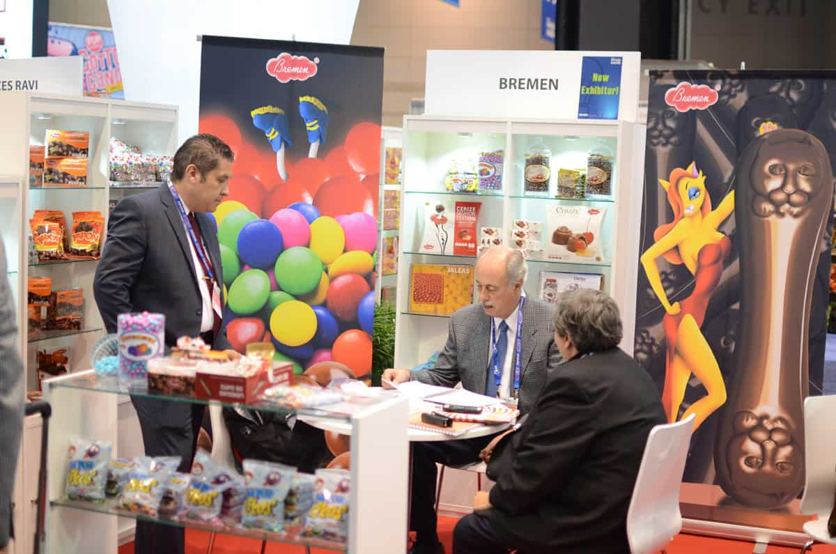 Gustavo Calabro, director of Abasto at the Bremen stand