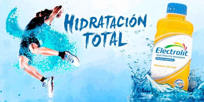 electrolit, leader hydration, lider hidratacion