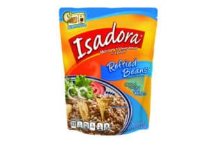 Isadora refried beans - frijoles refritos