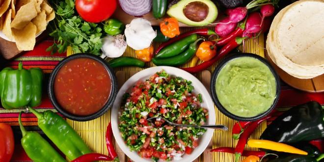 comida hispana