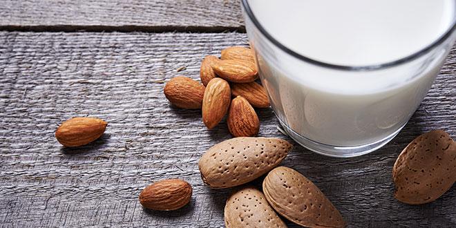 'fake milk' - 'leche falsa'