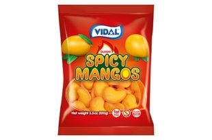 Vidal Candies - Spicy Mango gummies