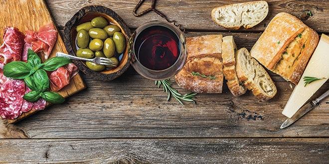 Gourmet-Delicatessen