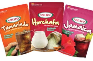 Natura's Food's Refreshing Drinks-Natura's Foods Aguas Frescas