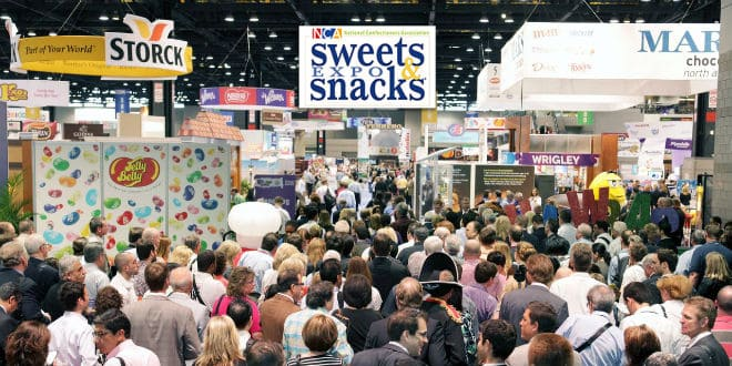 Sweets and Snacks Expo- English