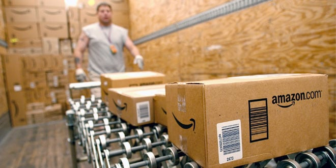 Amazon Hosting Largest Job Fair for 50,000 Positions