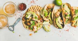 Latino food, comida hispana