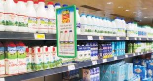 dairy aisle-productos lácteos