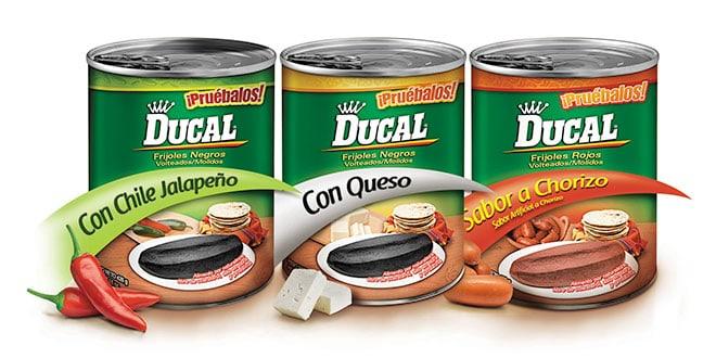 Frijoles Ducal, Ducal Beans