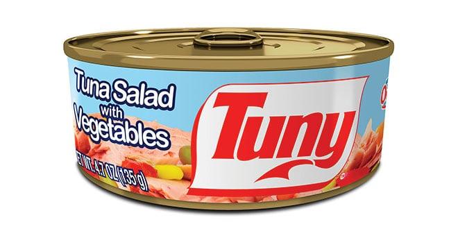 Atún Tuny, Tuny Tuna