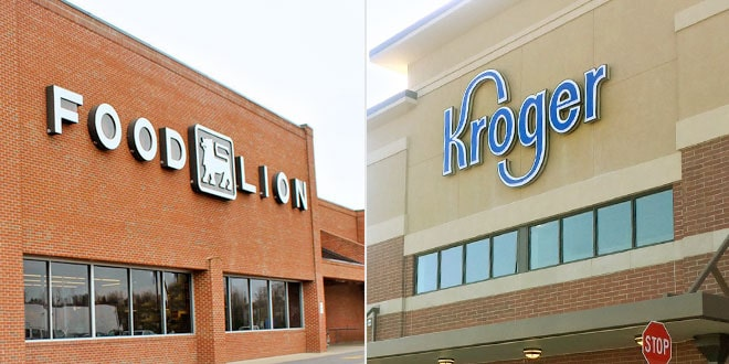 Possible Marriage in Sight for Kroger and Ahold Delhaize
