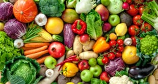 organic food, alimentos orgánicos
