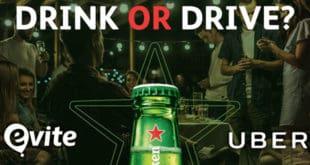 heineken 'Drink OR Drive' - 'Beber O Conducir'