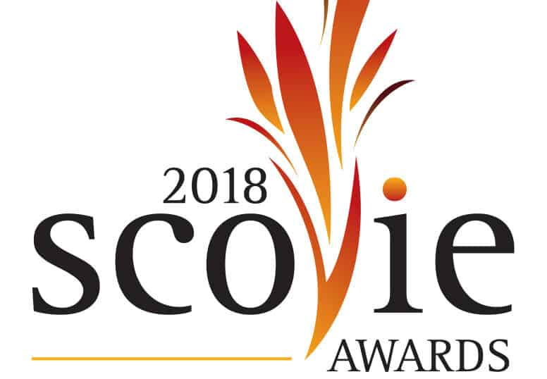Scovie Awards, Premios Scovie