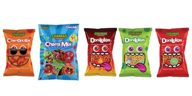 charras-snacks, Botanas Charras