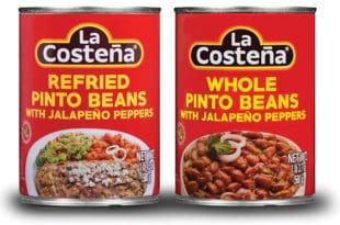 la costena-refried-beans, La Costeña