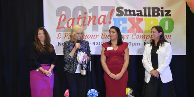 empresaria latina, Latina businesswoman