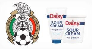 Mexican Soccer / Selección Mexicana - Daisy Brand