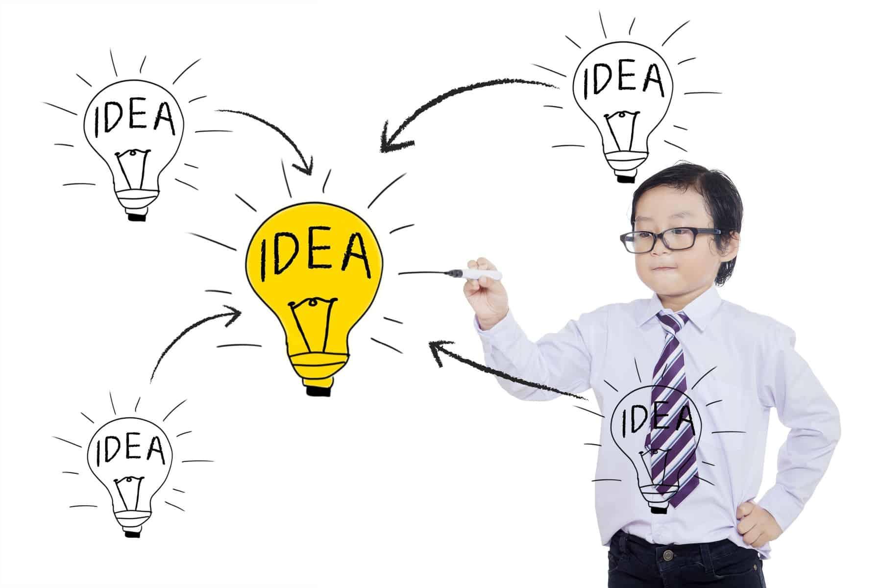 niños emprendedores - entrepreneurs