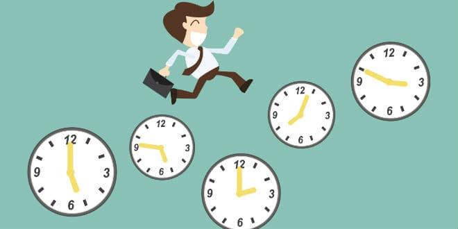 Administra tu tiempo para el exito - time