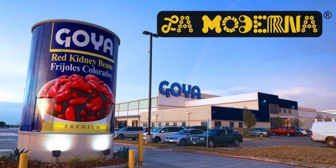 Mexico - Goya-La Moderna-México