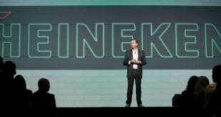 Heineken USA CEO Ronald den Elzen