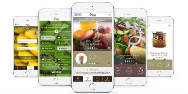 Spoon Guru app
