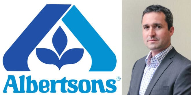 Sean Barrett SVP Marketing Albertsons