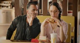 Luis Fonsi, McDonald's