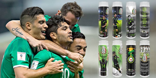 59ae60a56bcb4 Vive la pasión del Mundial con los artículos de la Selección ...