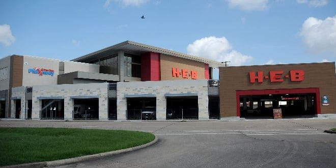H-E-B nueva tienda Bellaire - Houston