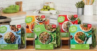 HelloFresh kits