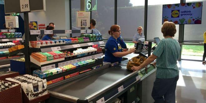 Lidl tiendas - stores
