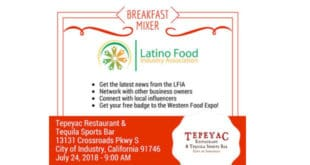 Breakfast Mixer Latino Food Industry