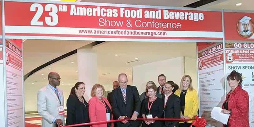 AMerica's Food & Beverage Ribbon Cutting