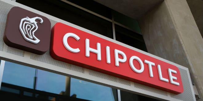 Chipotle fined - Chipotle multado