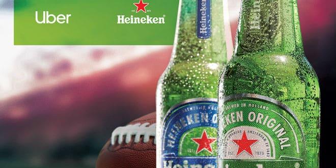 Heineken beer big game - cerveza juego