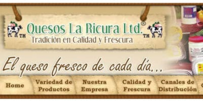 Quesos La Ricura Recalls Cotija Cheese Due to E.Coli