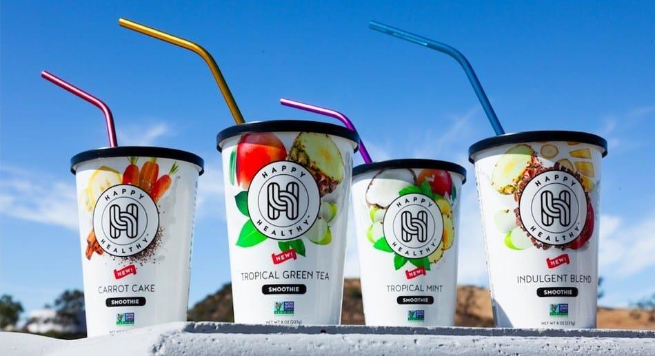 happy healthy smoothies