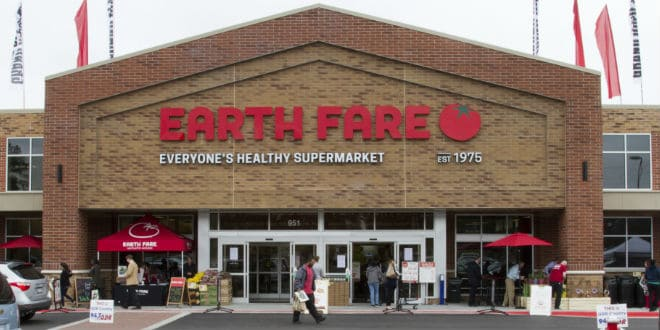 Earth Fare closing stores