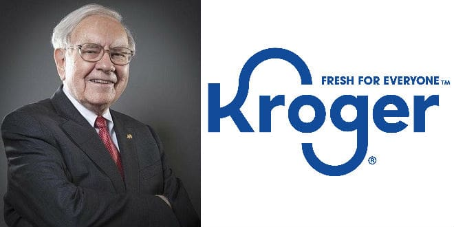 Warren Buffet Kroger