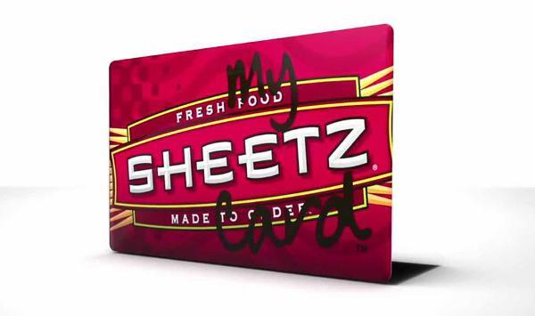 sheetz loyalty card