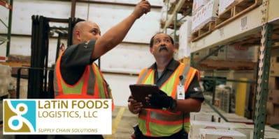Latin Foods Logistics comprometida a apoyar la industria alimentaria de EEUU en tiempos del coronavirus