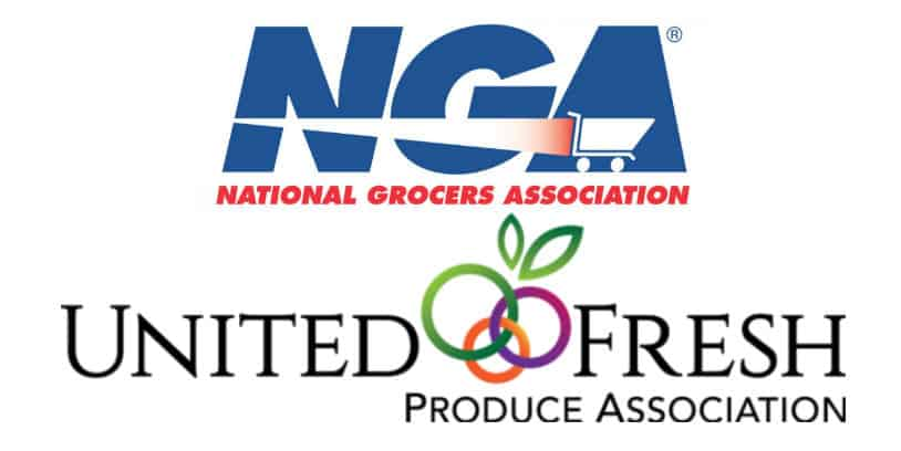 NGA partner United Fresh Produce Association coronavirus